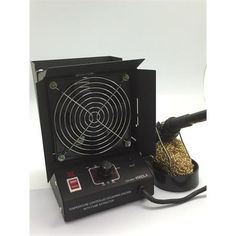 Xytronic 60W Soldering Station with Fume Extractor at MCM Electronics