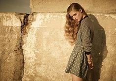 Pull & Bear spring / summer 2012 Ad Campaign Models: Marlon Teixeira, Tom Lander, Florian Van Beel, Dorte Limkilde & Mariana