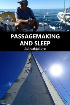 Passagemaking and Sleep - Planning your first overnight passage? Wondering what it'll really be like . and how you'll sleep? Sleeping well begins long before laying your head down Liveaboard Sailboat, Liveaboard Boats, Sailboat Living, Buy A Boat, Cabin Cruiser, Build Your Own Boat, Sail Away, Boat Design, Small Boats