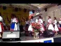 C R I H A L M A   Romanian Folk Dance Nr.160  (Video)