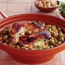 Make it Moroccan: Cooking with a Tagine-will have to try this sometime!