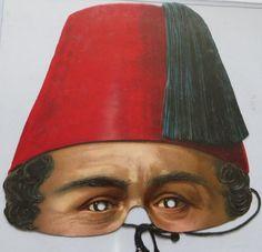 A Turkish Pasha - Stockholm Leksaksmuseum
