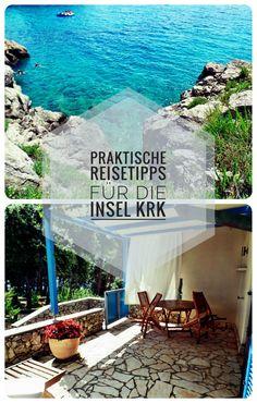 Dein nächster Urlaub geht auf die Insel Krk in Kroatien? Dann findest du hier praktische Reisetipps und TOP Unterkunft Empfehlungen für deinen Urlaub auf der Insel!