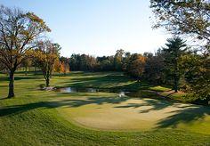 Top 10 PGA Tour Courses:  #8 Aronimink GC