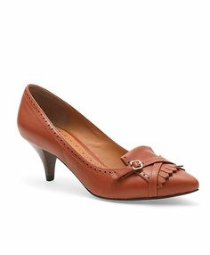 As a substitute for Kate's Bally kitten heels, these are at Brooks Brothers