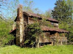 Georgia ~Old stagecoach stop
