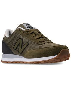 New Balance Men's 501 Casual Sneakers from Finish Line - Finish Line Athletic Shoes - Men - Macy's Nb Sneakers, Suits And Sneakers, Sneakers Looks, New Balance Sneakers, Classic Sneakers, New Balance Shoes, Casual Sneakers, Sneakers Fashion, Casual Shoes