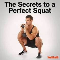 Take your squat to the next level with these new tips and tricks from Men's Health advisor BJ Gaddour. 1135 189 1 Tom Young Health & Fitness Shaka Strong fresh