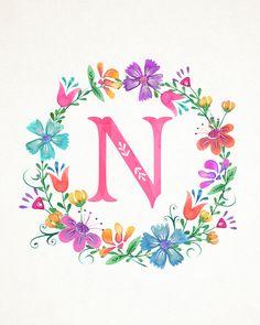 TCM-Floral-Wreath-Monograms-8x10-N.jpg 2,400×3,000 pixels