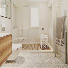 Hoy en el blog, baños con ducha