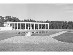 Arkitektur- och Designcentrum | Sigurd Lewerentz