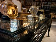 Inside Coco Chanel apartment in Rue Cambon in Paris - coco-chanels-apartment-boxes.jpg