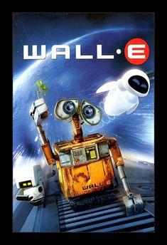 Wall-e - 11x17 Framed Movie Poster