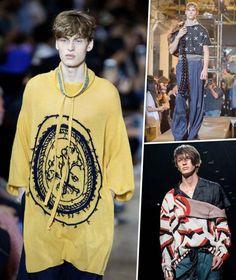 SOMMER 2016: ADE RÖHRENJEANS.  Modebewusste Männer suchen jetzt das Weite