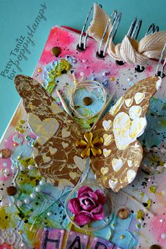 Happy Notebook.... - Scrapbook.com