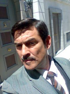 serie de Tv Amar en tiempos Revueltos, comisario Ovidio Salmeron
