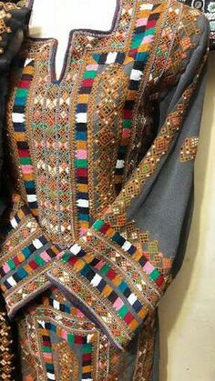 Balochi Clothes Design | 614 Best Balochi Dresses Images In 2018 Balochi Dress