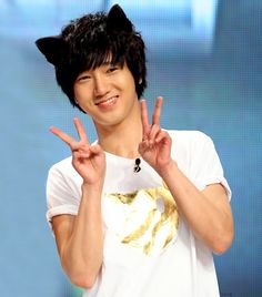 Yesung very very cute ^^