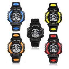 $1.55 (Buy here: https://alitems.com/g/1e8d114494ebda23ff8b16525dc3e8/?i=5&ulp=https%3A%2F%2Fwww.aliexpress.com%2Fitem%2FWaterproof-Children-Boy-Digital-LED-Quartz-Alarm-Date-Sports-Wrist-Watch%2F32727043173.html ) 2017 new lightweight flexible outdoor Relogio Waterproof Children watch Boy men Digital LED Quartz Alarm Date Sports Wrist Watch for just $1.55