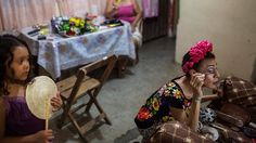 Bathroom Debate Complicates Mexican Town's Acceptance of a Third Gender - The New York Times