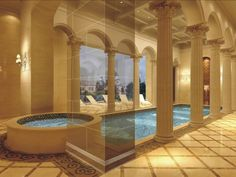 european style luxury bathrooms | Luxury European-style classical interior decoration 3 - New Designing