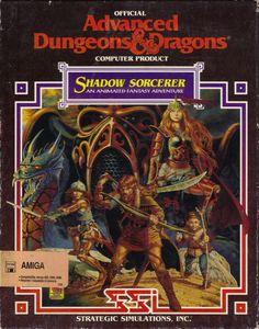 AD&D - Shadow Sorcerer (SSI, 1991)