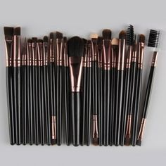 SHARE & Get it FREE | 22 Pcs Nylon Facial Eye Lip Makeup Brushes SetFor Fashion Lovers only:80,000+ Items·FREE SHIPPING Join Dresslily: Get YOUR $50 NOW!