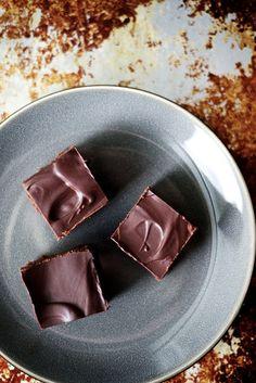 Chocolate Mascarpone Brownies — Pixels + Crumbs
