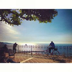Afternoon on Bike
