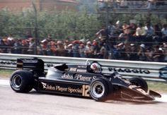 1983 San Marino John Player Special Team Lotus 92 - Ford  Nigel Mansell