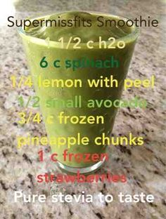Post partum weight loss Supermissfits Smoothie mom of 7 approved