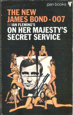 On Her Majesty's Secret Service by stevieboy56, via Flickr