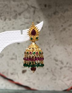 India Jewelry, Temple Jewellery, Gold Jewellery, Beaded Jewelry, Jewelery, Jewelry Necklaces, Gold Ring Designs, Gold Earrings Designs, Necklace Designs