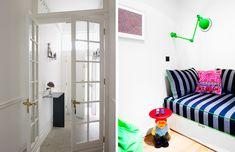 Interior french doors Harriet Anstruther Studio Limited