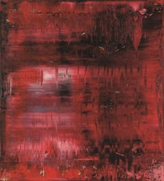 Gerhard Richter, Abstract Painting  1991. Catalogue Raisonné: 748-1.