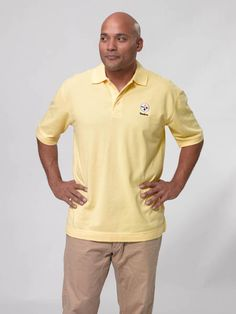 SALE Pittsburgh Steelers Cutter   Buck Gold Ace Polo - Official Online  Store Pittsburgh Steelers Merchandise 21bd1eecc