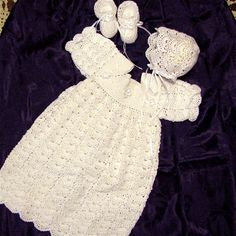 Award Winning Stunning White Shell Crocheted by TheGiddyGoose