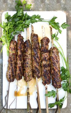 Grilled Turkish Kofta Kebabs | Community Post: 21 Killer Kebabs To Serve At Your Next BBQ