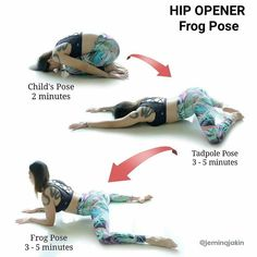 """3,225 Likes, 54 Comments - Yoga For The Non Flexible (@inflexibleyogis) on Instagram: """"Hip openers are important on a physical and emotional level, as we store tons of emotions there.…"""""""