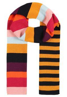 Sjaals Sonia Rykiel ECHARPE RAYEE - Sjaal - multi Multicolor: € 64,95 Bij Zalando (op 3-12-17). Gratis bezorging & retour, snelle levering en veilig betalen! Sonia Rykiel, Scarf, Lana, Fashion, Colors, Moda, Fashion Styles, Fashion Illustrations