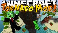 nice Weather Videos - Minecraft: TORNADO MOD - Tornadoes, Huge Waves & Extreme Weather (Weather and Tornadoes Mod) #Weather and  #News Check more at http://sherwoodparkweather.com/weather-videos-minecraft-tornado-mod-tornadoes-huge-waves-extreme-weather-weather-and-tornadoes-mod-weather-and-news/