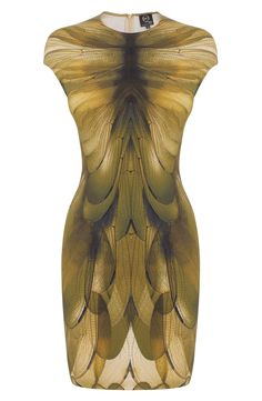Dragonfly Wings dress, Alexander McQueen