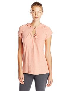 Gramicci Womens Organic Elise Top Lobster Bisque Small *** Want to know more, click on the image.