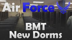 New Dorms - Air Force BMT