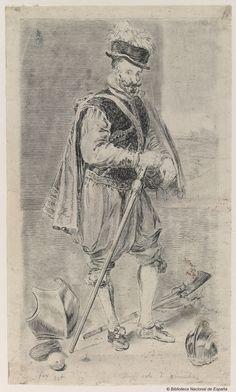 El bufón don Juan de Austria | by Biblioteca Nacional de España
