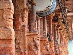virupaksha temple interior - Google Search