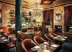 Coya Restaurant Dubai   Members Club - Four Seasons Resort