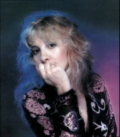 Stevie ~ ☆♥❤♥☆ ~ is so pretty and often shy ~ love her pose and her top here ~ and her all-seeing eyes