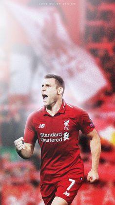 James Milner, Liverpool Fc, Football, Baseball Cards, Sports, Soccer, Hs Sports, Futbol, American Football