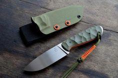 Skinning Knives, Bushcraft Knives, Survival Knife, Knife Making, Edc, Weapons Guns, Camps, Knives, Adventure